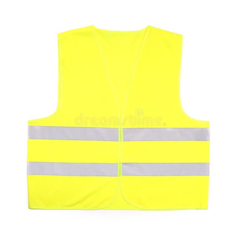 Желтый жилет спасения стоковые фото