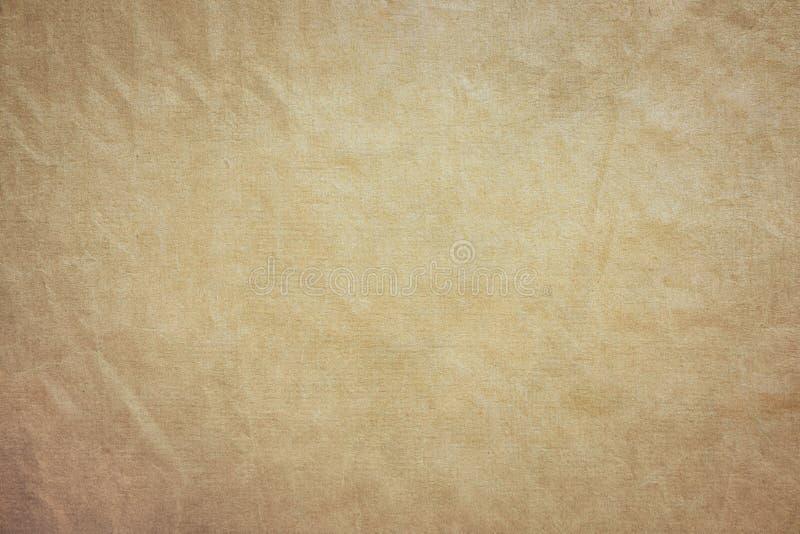 желтый цвет предпосылки старый бумажный стоковые изображения rf