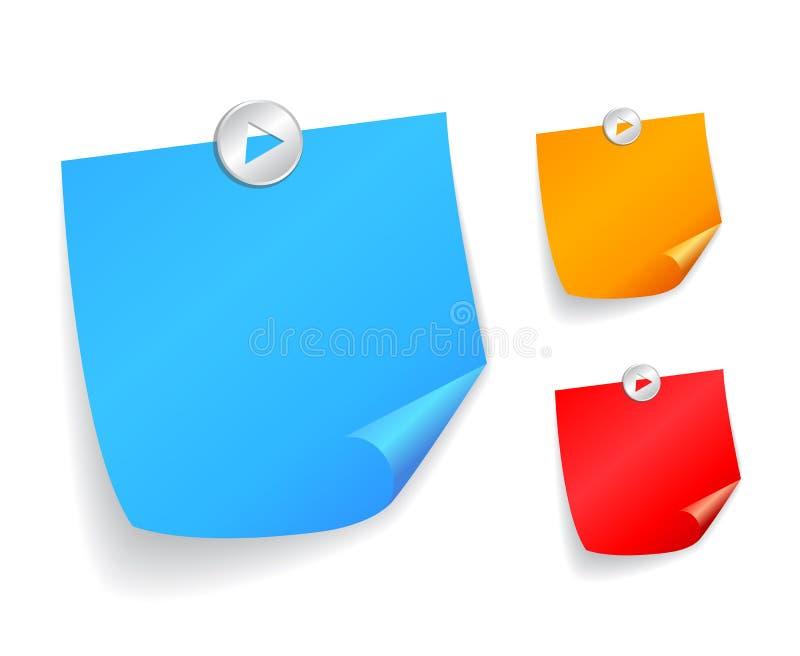 Download желтый цвет тени бумажного путя примечания клиппирования липкий Иллюстрация вектора - иллюстрации насчитывающей бумаги, конспектов: 40578422