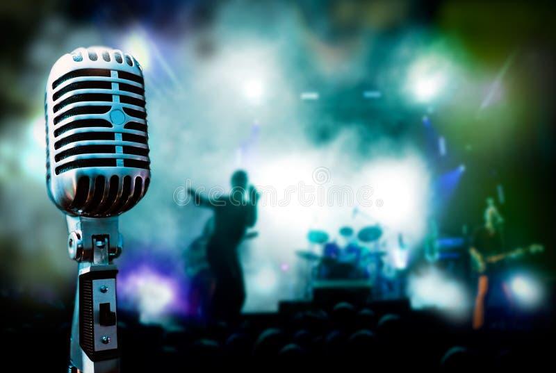живая музыка стоковая фотография rf