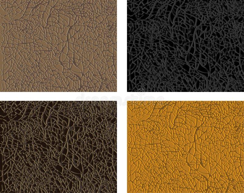 Животная кожа иллюстрация вектора