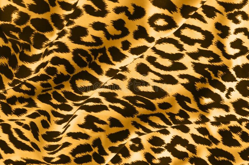 животная печать ткани стоковые фотографии rf