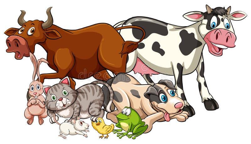 Животное иллюстрация вектора
