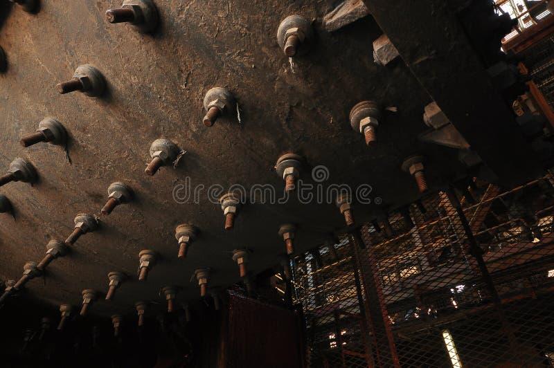 Живот мельницы шарика стоковое изображение rf