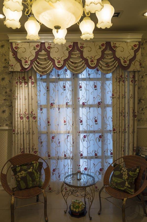 живущая комната малая стоковое изображение rf