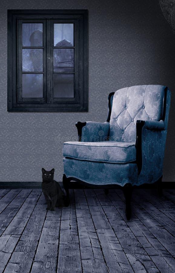 живущие ведьмы комнаты бесплатная иллюстрация