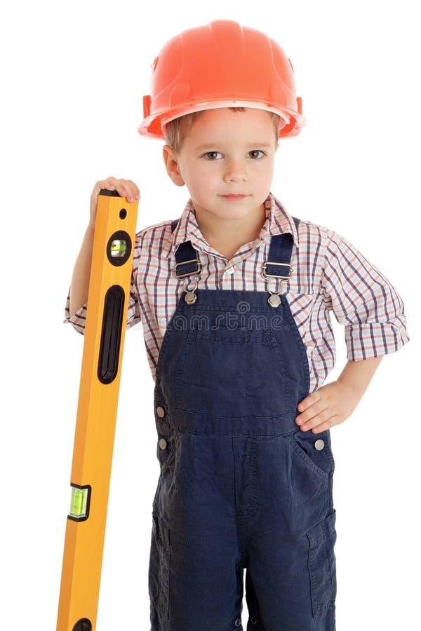 жидкостное строителя ровное немногая стоковое фото rf