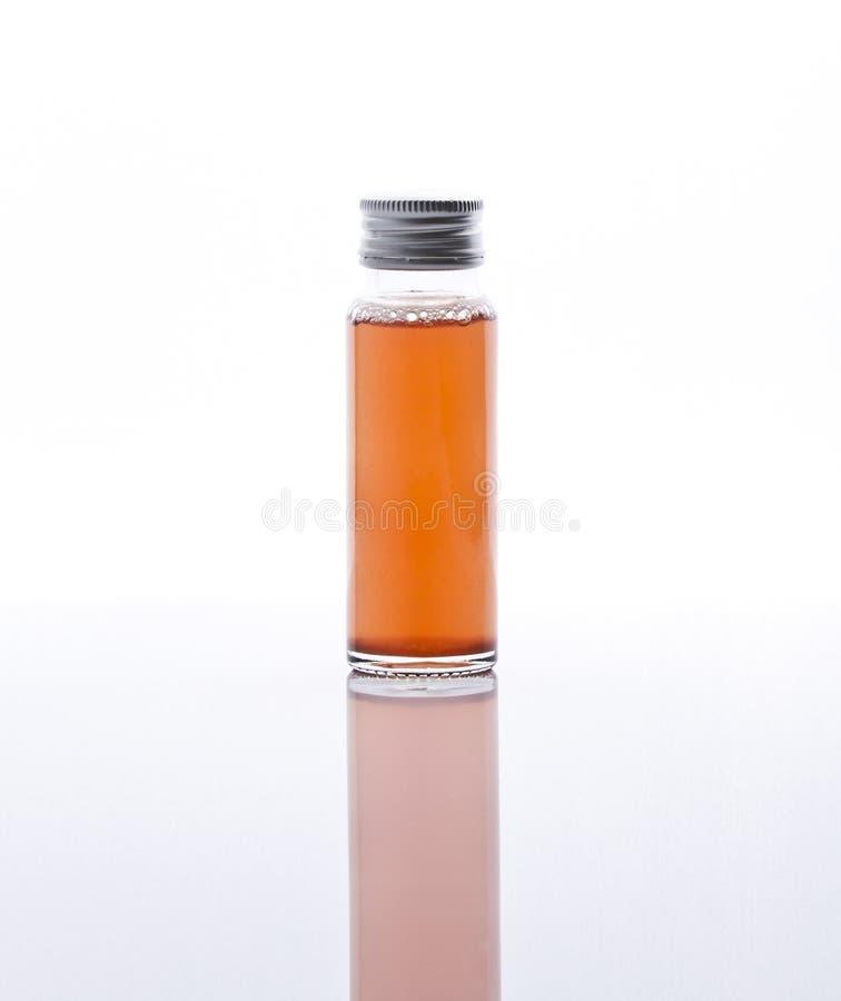 Жидкостный коллаген. стоковые фото