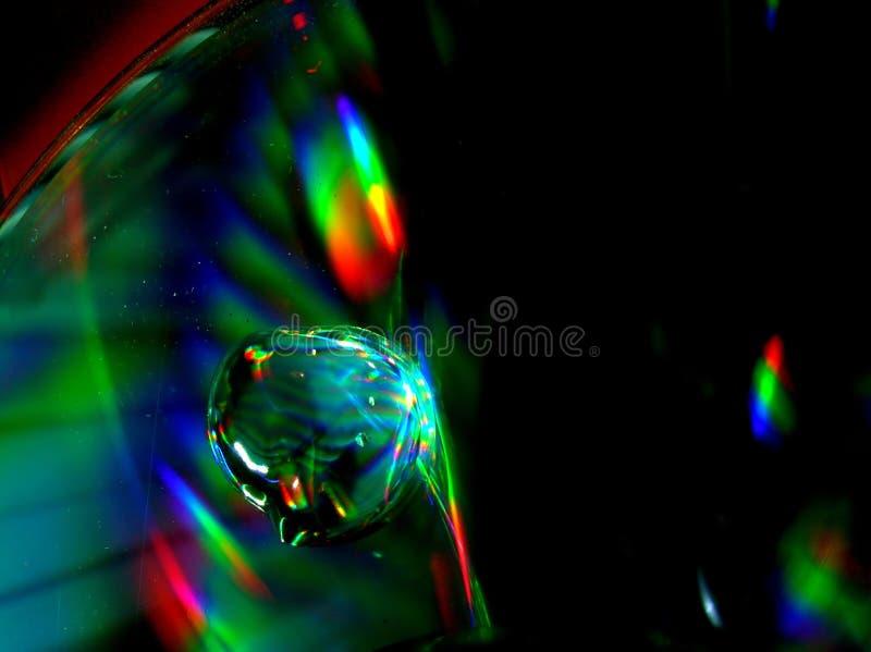 жидкость края Стоковые Изображения