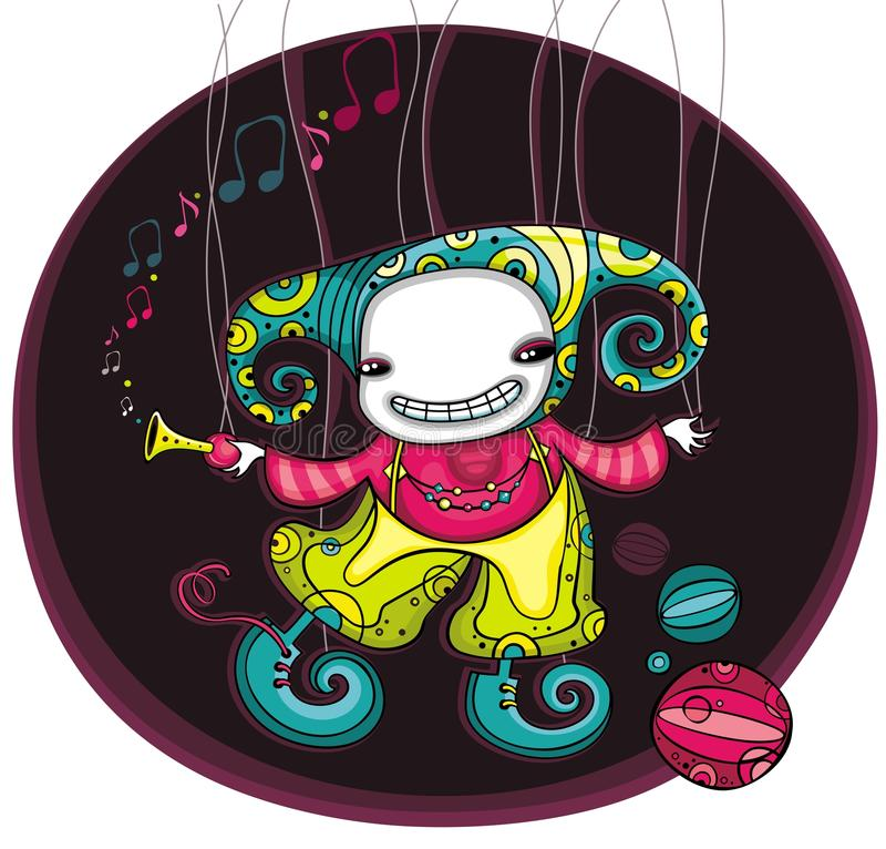 жизнерадостный клоун