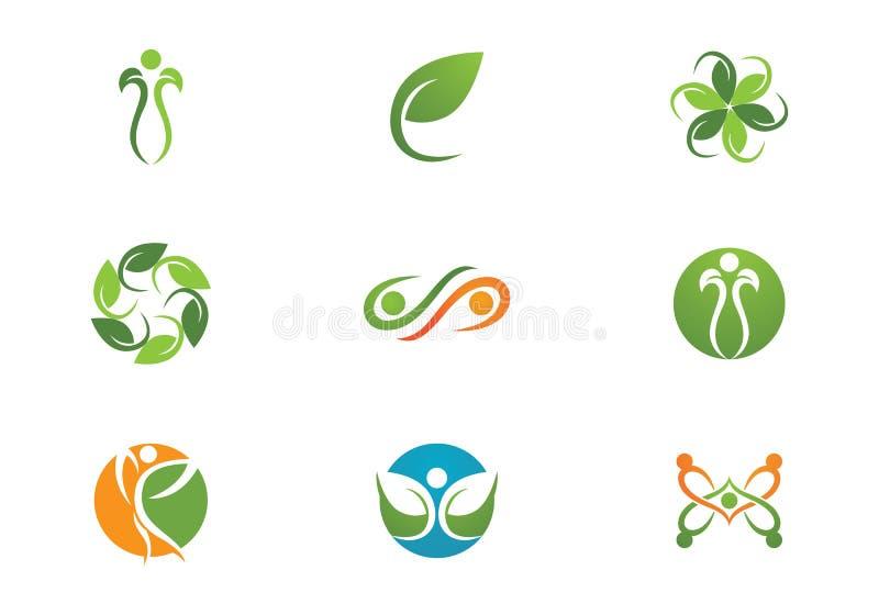 Жизнь здоровья и логотип потехи