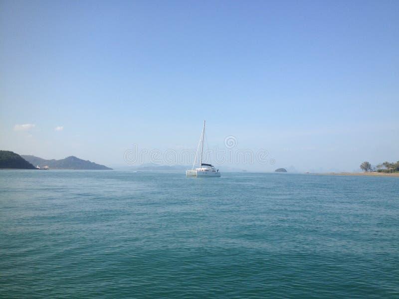 Жизнь острова стоковая фотография