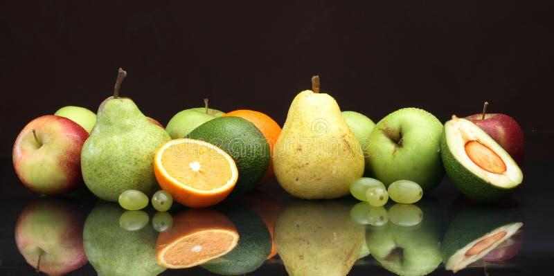 жизнь плодоовощ все еще различная стоковое изображение rf