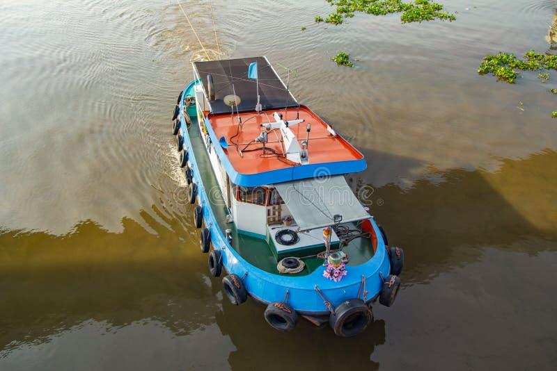 Жизнь реки стоковое фото