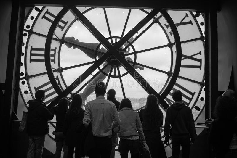 жизнь часов мечт проходя время стоковое фото