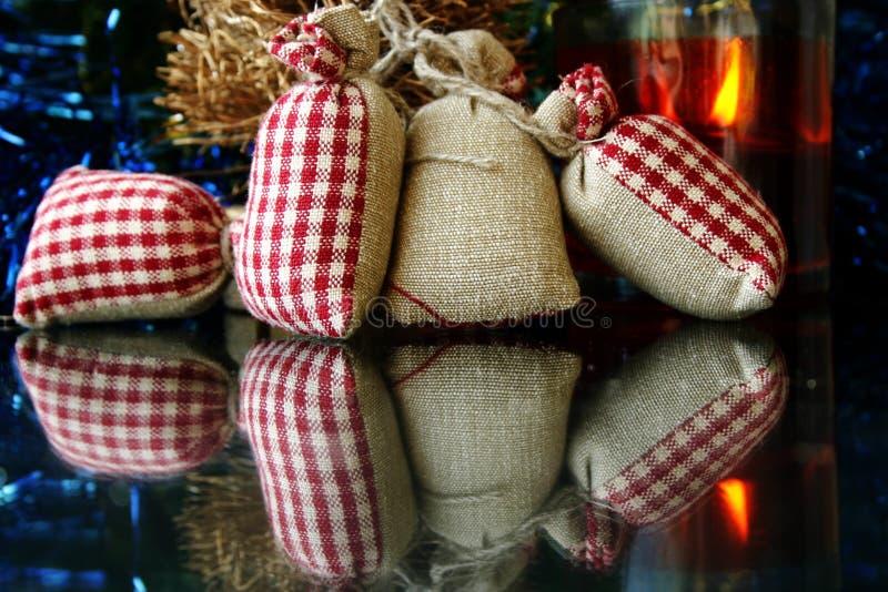 жизнь iv рождества все еще стоковая фотография rf