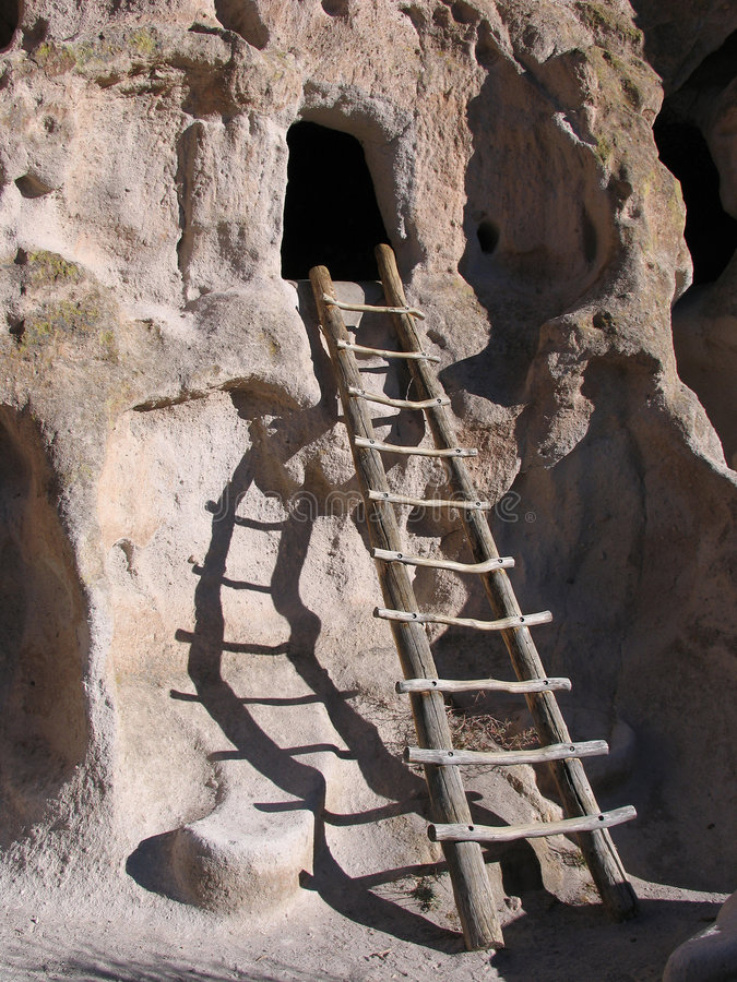 жилище скалы стоковая фотография rf