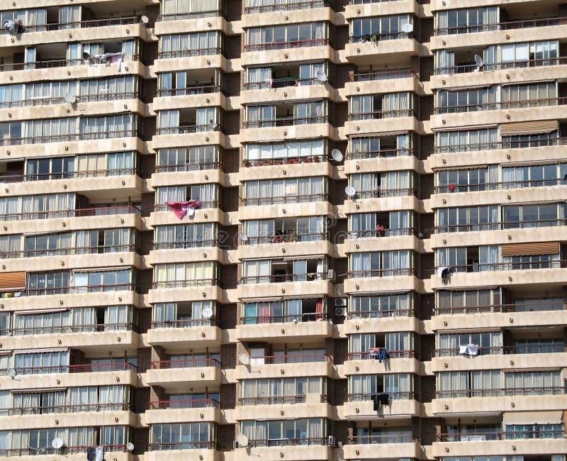 жилой квартал стоковое фото rf