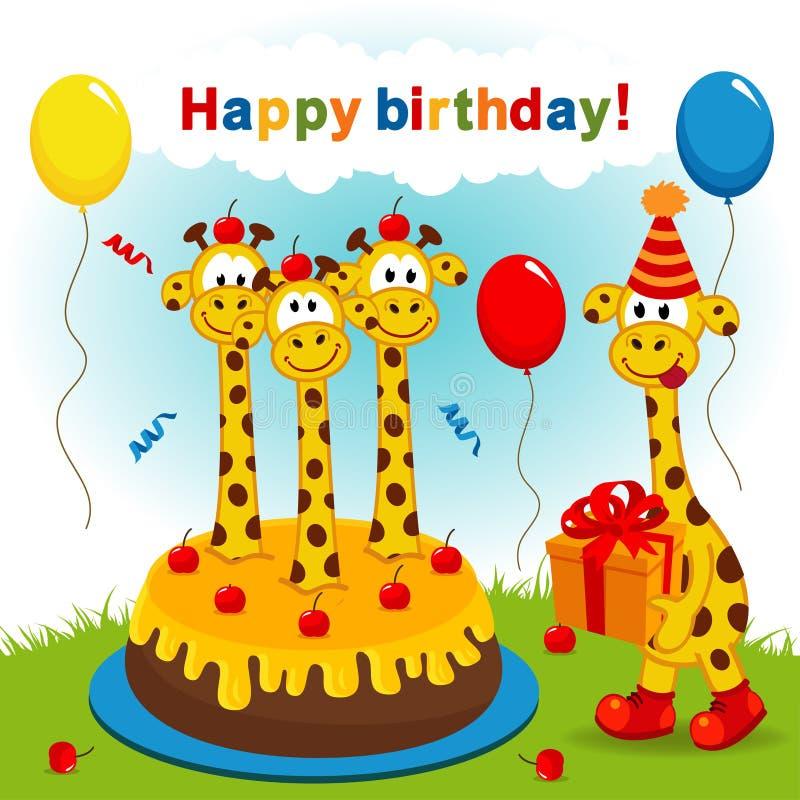 норвегии поздравление с жирафам на день рождения времени она позволяет