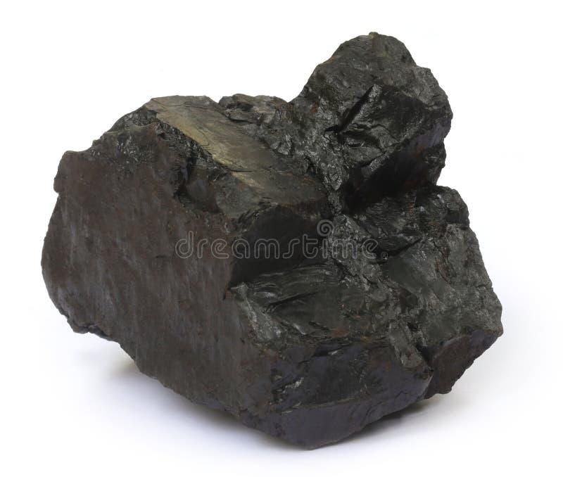 Жирный каменный уголь стоковое изображение rf