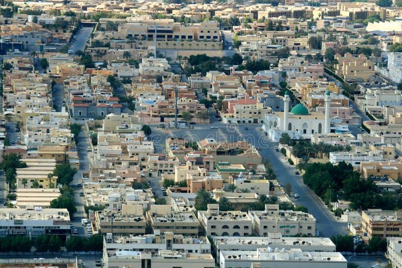 житель Саудовской Аравии Аравии riyadh стоковая фотография