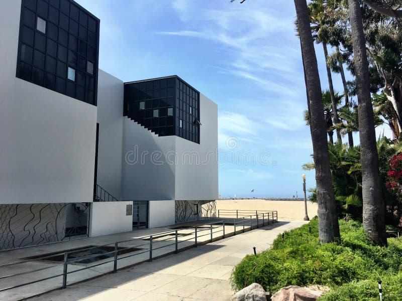 Жить в Marina del Rey стоковое фото