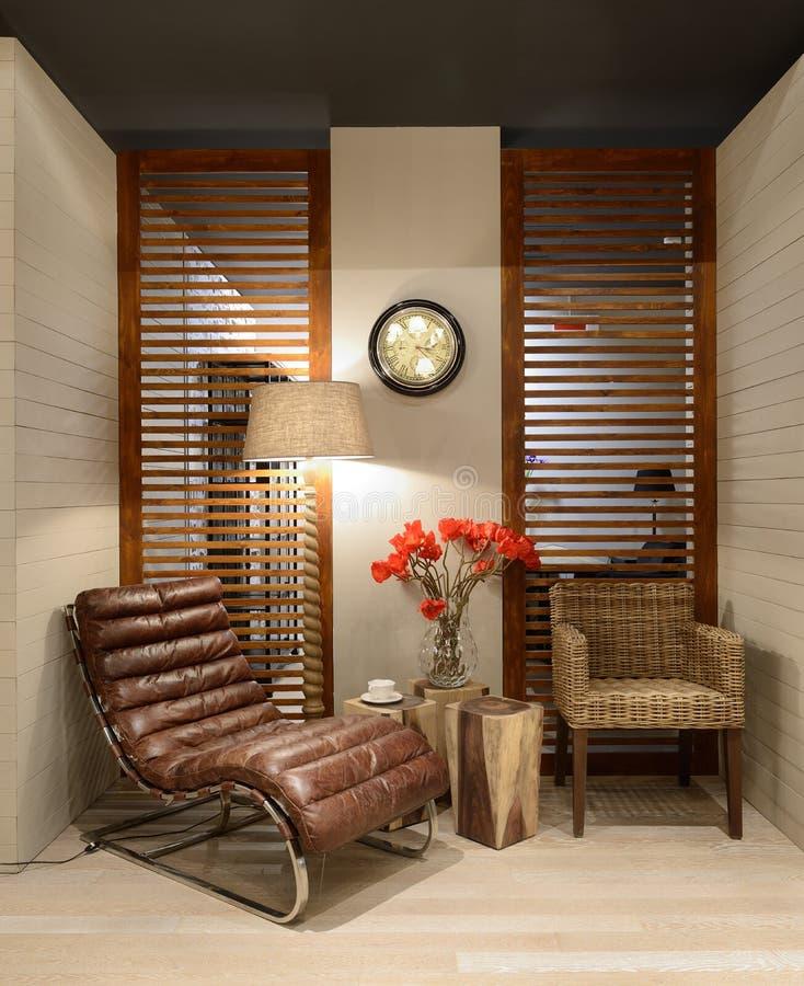 Жить-комната стоковые фотографии rf