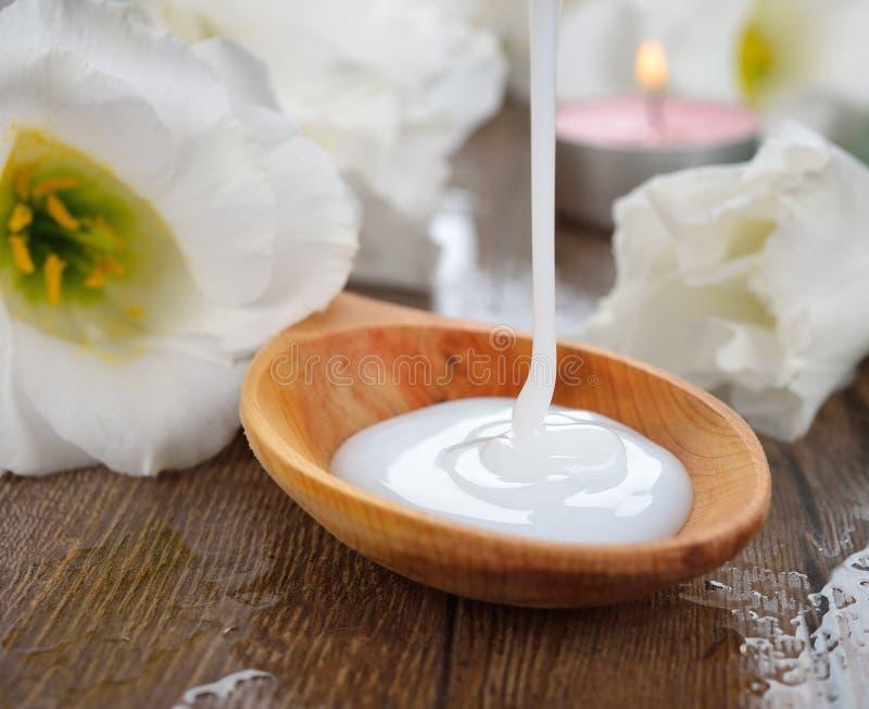 Жидкостное мыло стоковые изображения rf