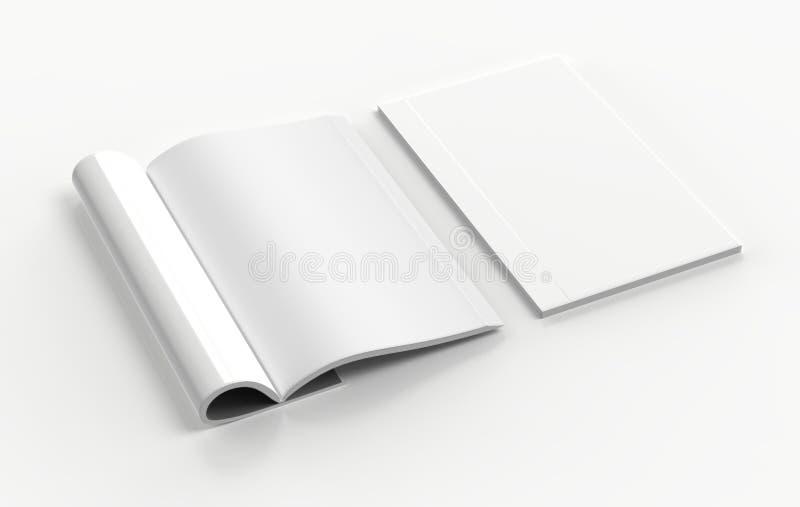 Журнал иллюстрация вектора
