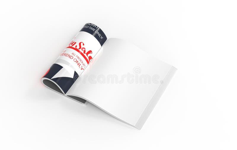 Журнал бесплатная иллюстрация