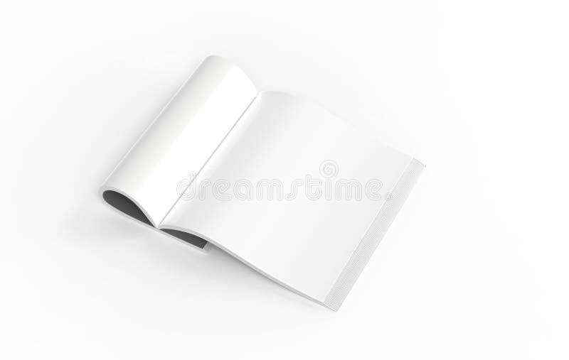 Журнал иллюстрация штока
