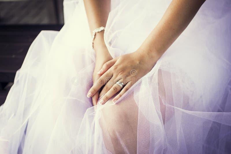 Ждать wedding стоковое фото rf