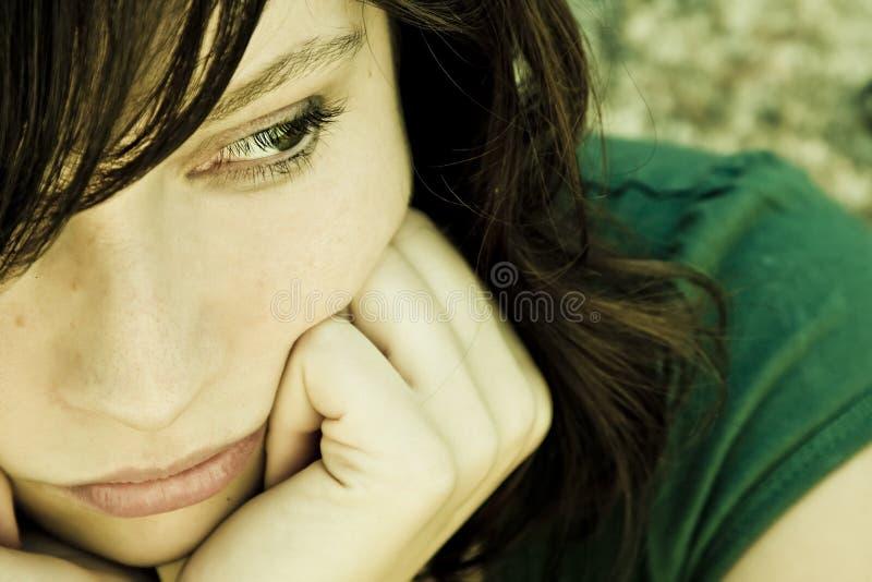 заботливая женщина стоковые фото