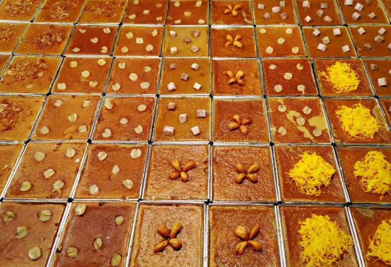 Заварной крем кокоса традиционного тайского десерта сладкий стоковые фото