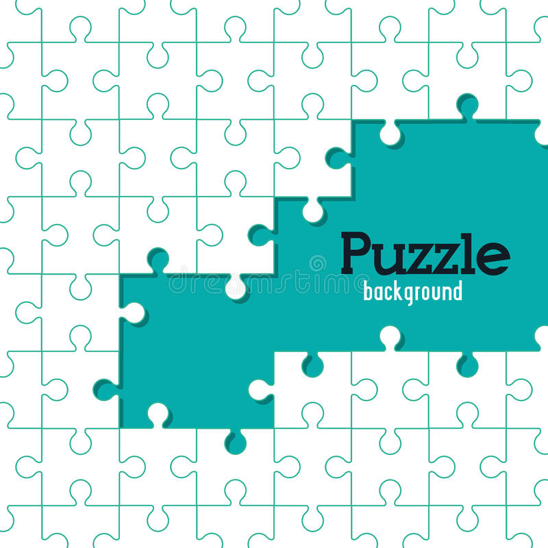 завершенная 7x7 головоломка иллюстрации конструкции просто бесплатная иллюстрация