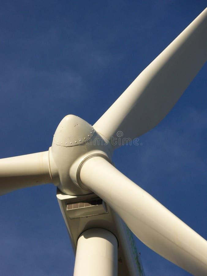 Завод энергии ветра стоковые изображения