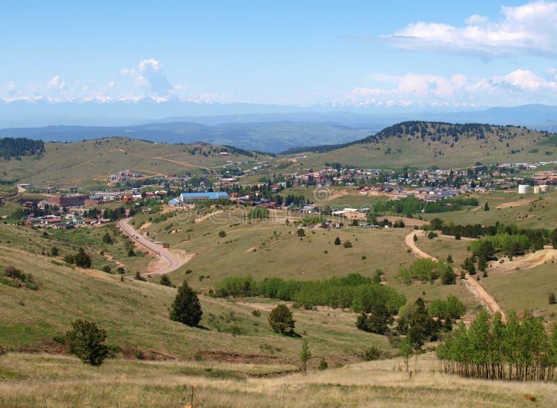Заводь калеки, Колорадо стоковые фотографии rf