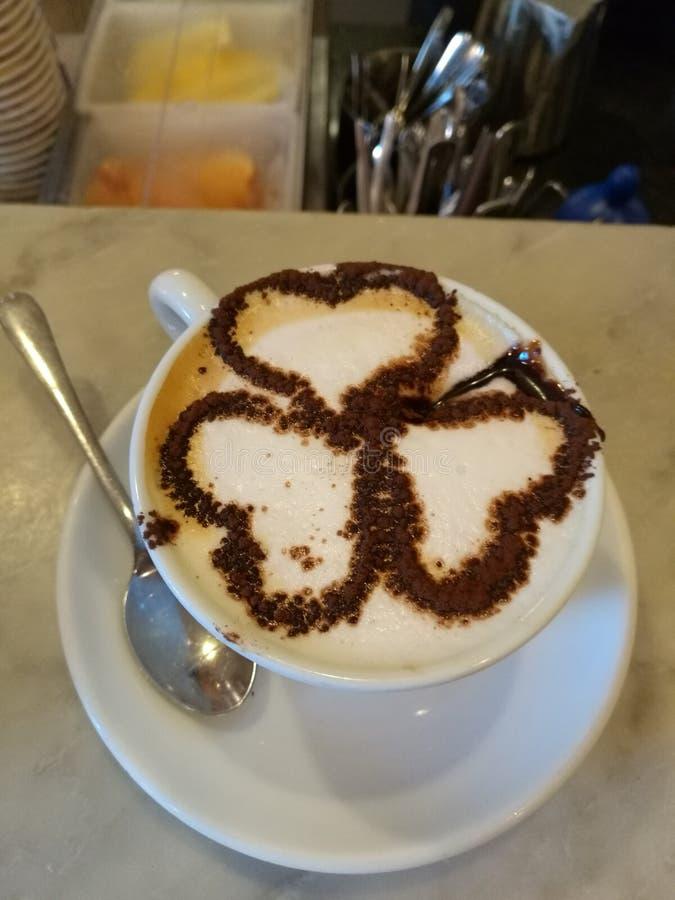 Завтрак в Риме, Италии стоковое фото