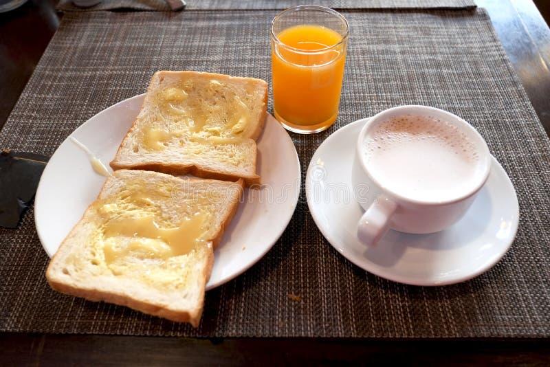 Завтрак прост benedictines стоковые изображения