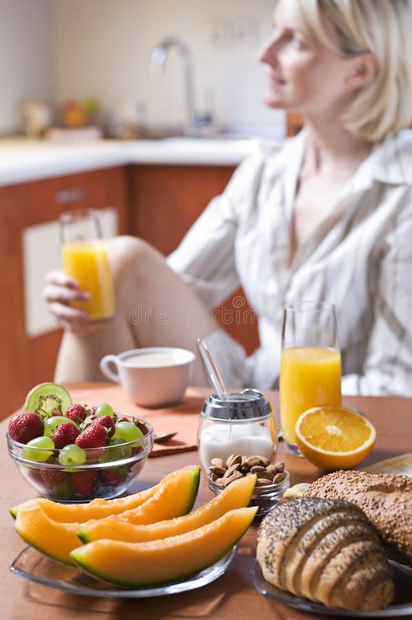завтрак стоковые изображения rf