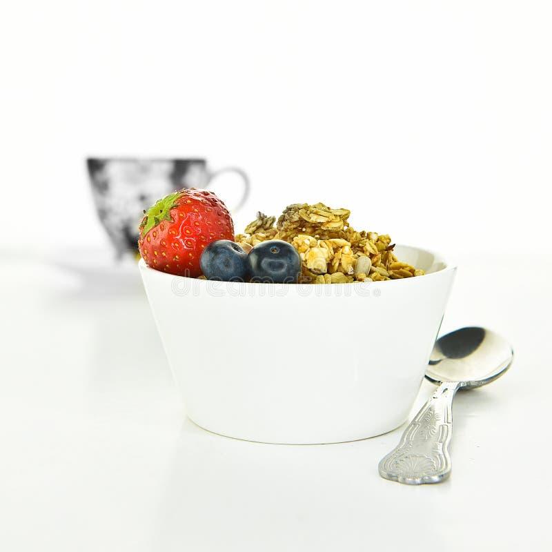 Завтрак II концепции здоровый стоковое фото rf