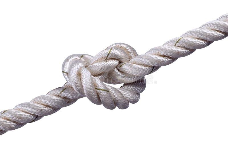 завязанная веревочка стоковые изображения rf