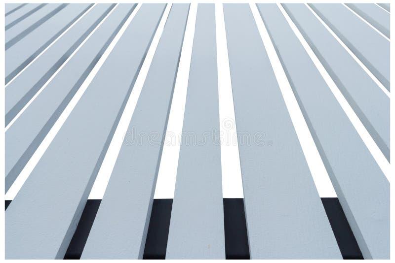 Загородка изолированная на белой предпосылке муравей взгляда текстурировано стоковая фотография