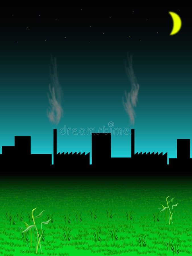 загрязнение бесплатная иллюстрация