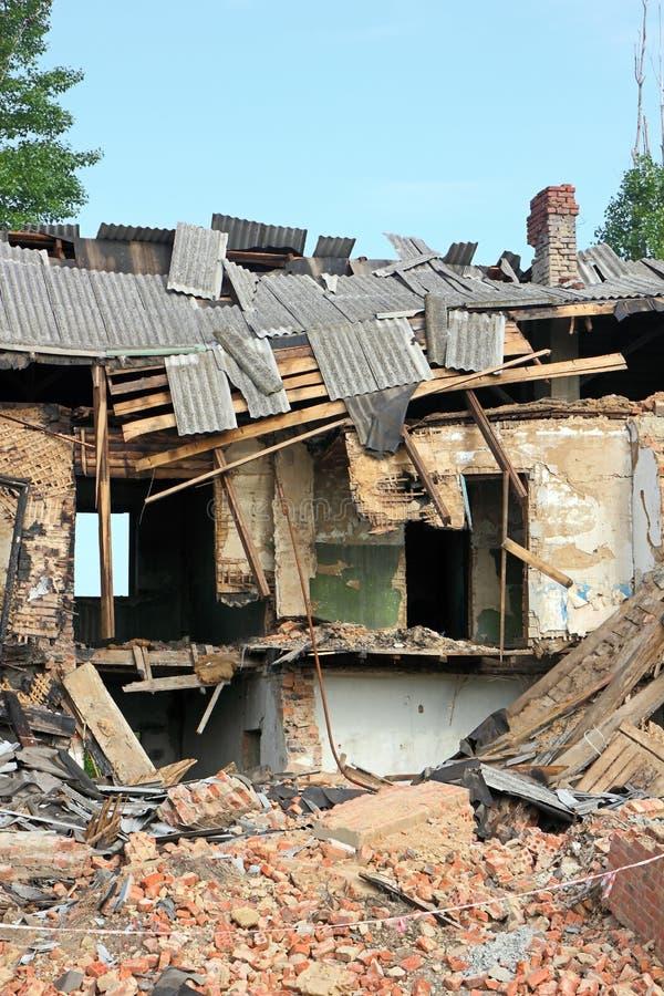 загубленная дом стоковое фото