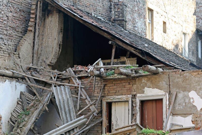 Загубленный дом стоковое фото rf