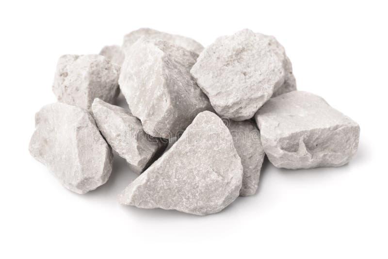 Задавленные мраморные камни стоковые изображения rf