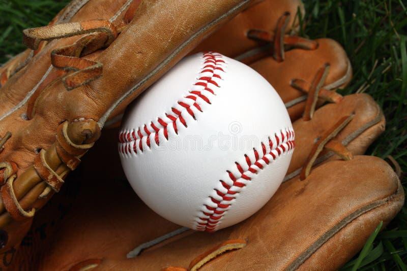 задвижка бейсбола стоковое фото