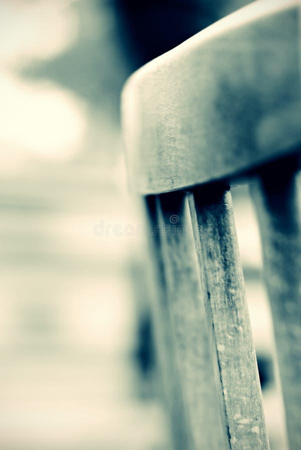 задний стул III стоковые изображения rf