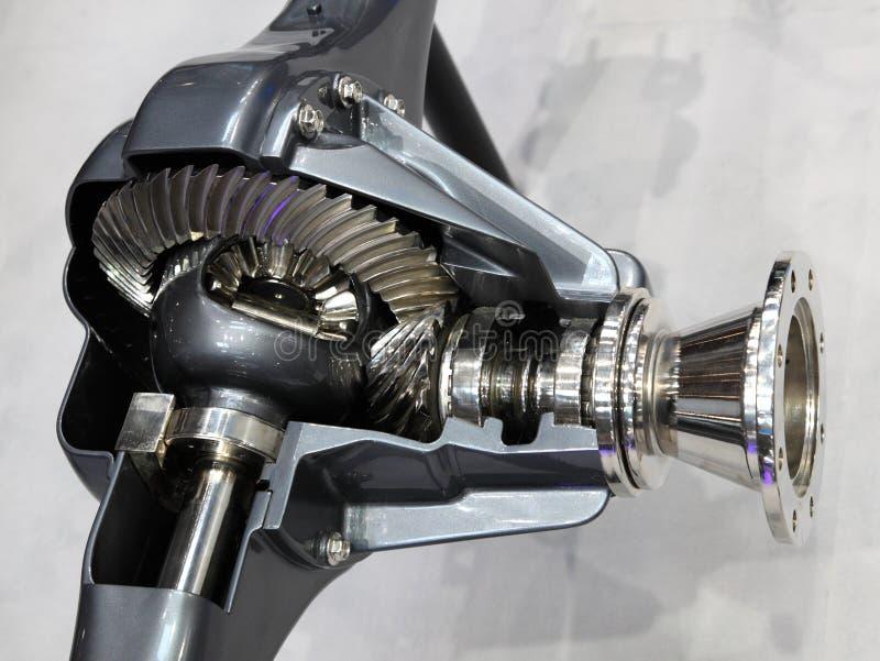 Задний axle differencial стоковые изображения